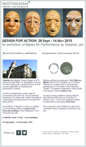 Stephen Jon Masks Exhibition at NTU Jpeg copy